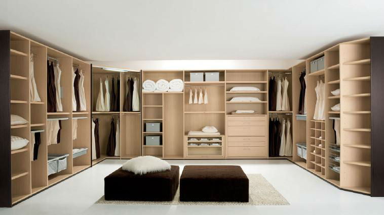 dressing du rangement pour gagner de la place. Black Bedroom Furniture Sets. Home Design Ideas